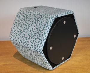 Puff hexagonal Pixel REmuebles (1)