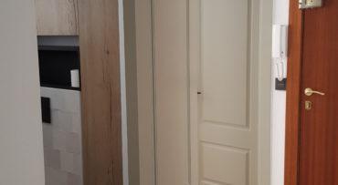Lakierowane drzwi przesuwne